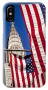 Chrysler Flags IPhone Case