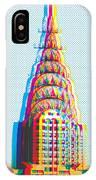 Chrysler Pop Art IPhone Case by Gary Grayson