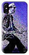Chuck Berry Rocks Abstract IPhone Case