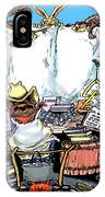 Chuckwagon IPhone Case