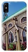 Church 5 IPhone Case
