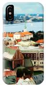 Church And River IPhone Case