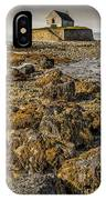 Church By The Rocks IPhone Case
