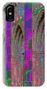 Church Doors Pop Art IPhone Case