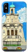 Church Of Holy Saint .danforth IPhone Case