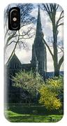 Church Of The Blessed Mary IPhone Case