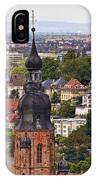 Church Of The Holy Spirit Steeple IPhone Case