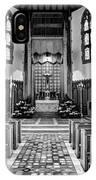 Church Of The Nativity IPhone Case