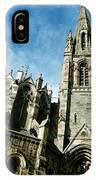 Church With An Eerie Feel IPhone Case