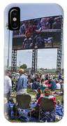 Churchill Downs Megatron  IPhone Case