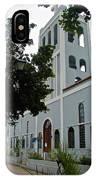 Ciales Catholic Church IPhone Case