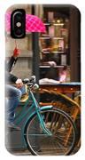 Ciclista - Milano IPhone Case