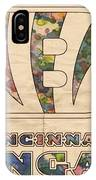 Cincinnati Bengals Logo Vintage IPhone Case
