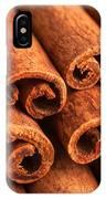 Cinnamon - Cinnamomum IPhone Case