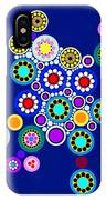 Circle Motif 249 IPhone Case