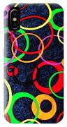 Circles 2 IPhone Case