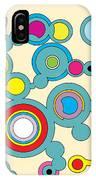 Circles 3 IPhone Case
