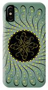 Circularity No. 750 IPhone Case