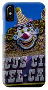 Circus Circus IPhone Case