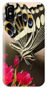 Citrus Swallowtail  IPhone Case