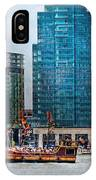 City - Baltimore Md - Harbor East  IPhone Case