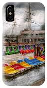 City - Baltimore Md - Modern Maryland IPhone Case