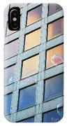 City Bubbles IPhone Case