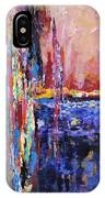 City By The Sea 1 IPhone Case