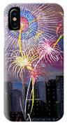 City Celebration San Francisco Bay IPhone Case