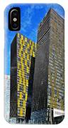 City Center Place IPhone Case