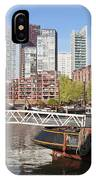 City Centre Of Rotterdam In Netherlands IPhone Case