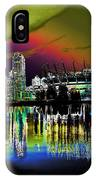 City Fantasy IPhone Case
