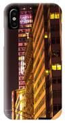 City Glow IPhone Case