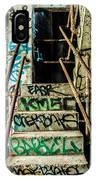 City Grunge IPhone Case