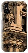 City Hall Closeup IPhone Case