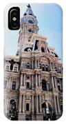 City Hall Philly IPhone Case