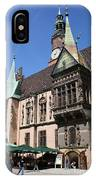 City Hall Wroclaw IPhone Case