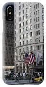 City Life - New York City IPhone Case