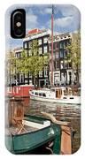 City Of Amsterdam IPhone Case