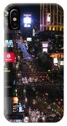 City Of Entertainment IPhone Case