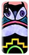 City Owl IPhone Case