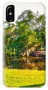 City Park New Orleans IPhone Case