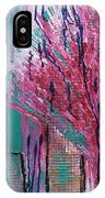 City Pear Tree IPhone X Case
