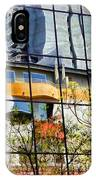 City Reflections By Diana Sainz IPhone Case
