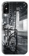 City That Never Sleeps IPhone Case