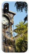 City Time  IPhone Case