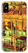 City - Vegas - Venetian - The Venetian At Night IPhone Case