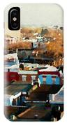 City View Six IPhone Case