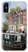 Cityscape Of Amsterdam IPhone Case