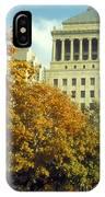 Civil Court Building IPhone Case
